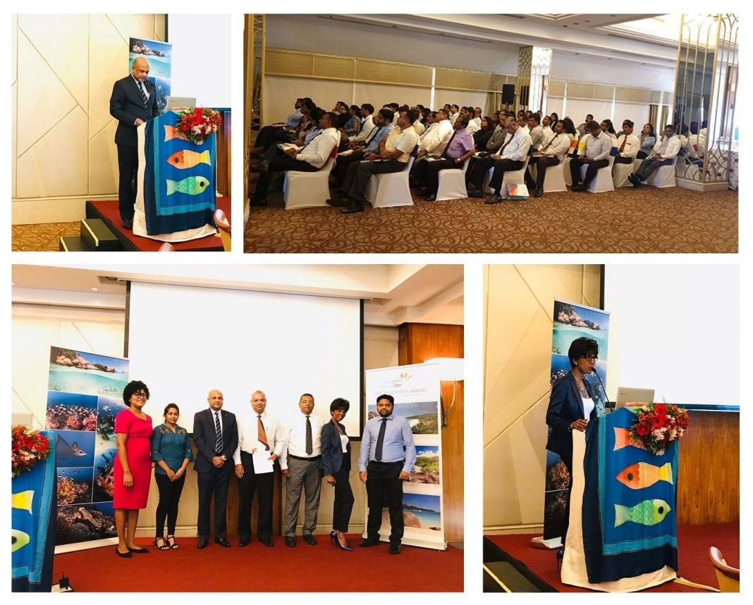 Sri Lankan agents showgreat interest towards destination at Seychelles Tourism Board Workshop