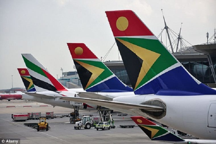 Nonstop between Washington Dulles and Acrra, Ghana grows on SAA