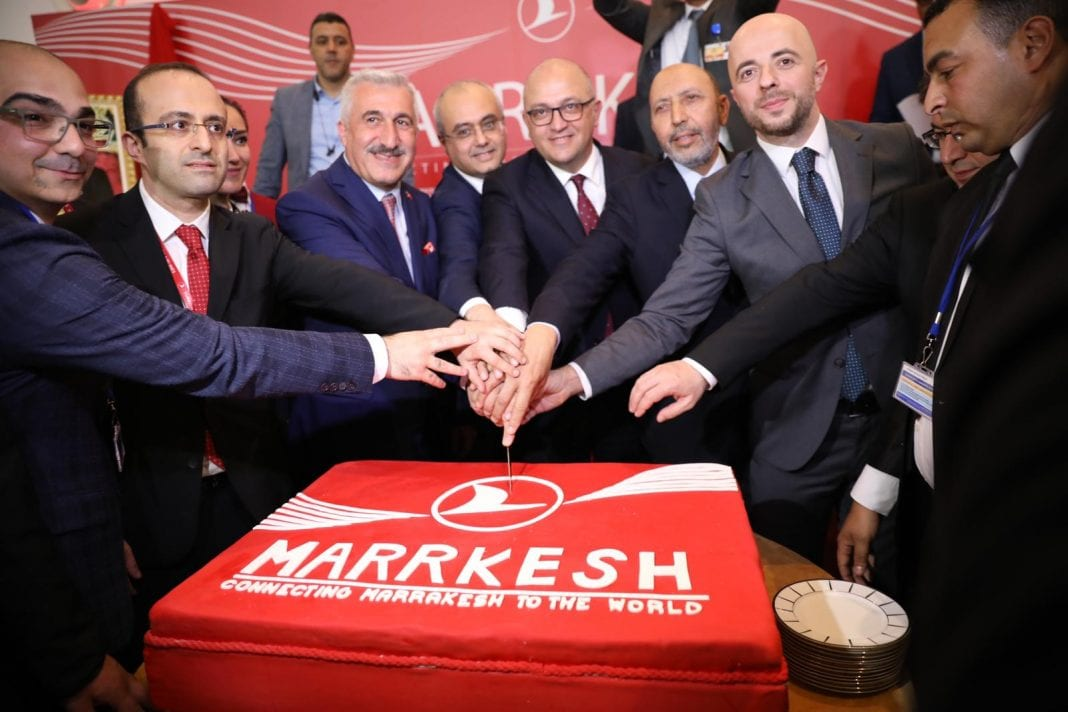 Turkish Airlines adds Marrakech to flight schedule