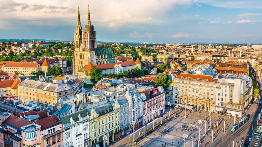 Emirates flying travelers to Zagreb this summer