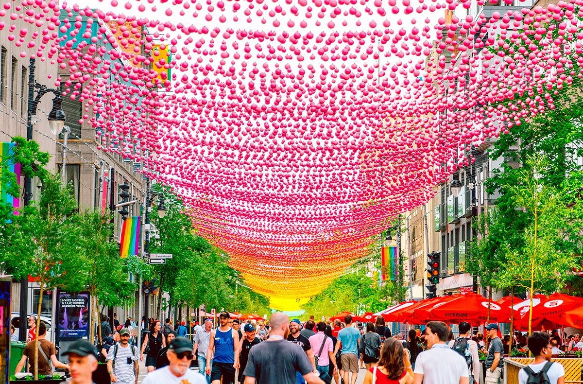 Montreal Gay Village shines as LGBTQ and contemporary art beacon