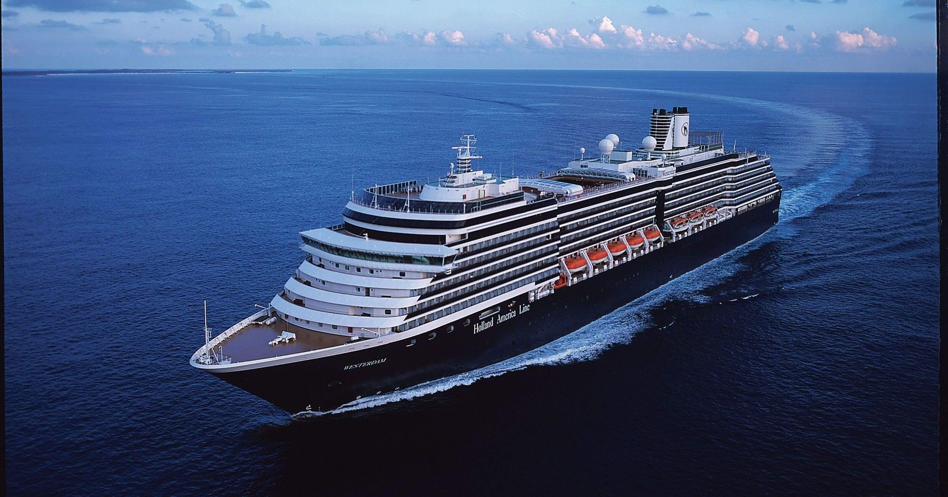 Holland America's Westerdam explores eight Asian countries in 2019-20 Season