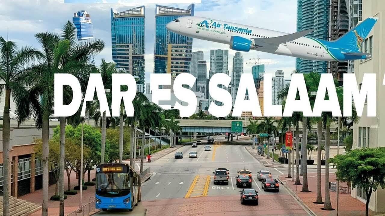 Tanzanian tour operators plan to turn Dar Es Salaam into Paris of East Africa