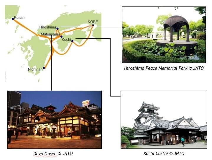Japan National Tourism Organization & Princess Cruises host Ensemble Travel Group in lesser-known regions of Japan