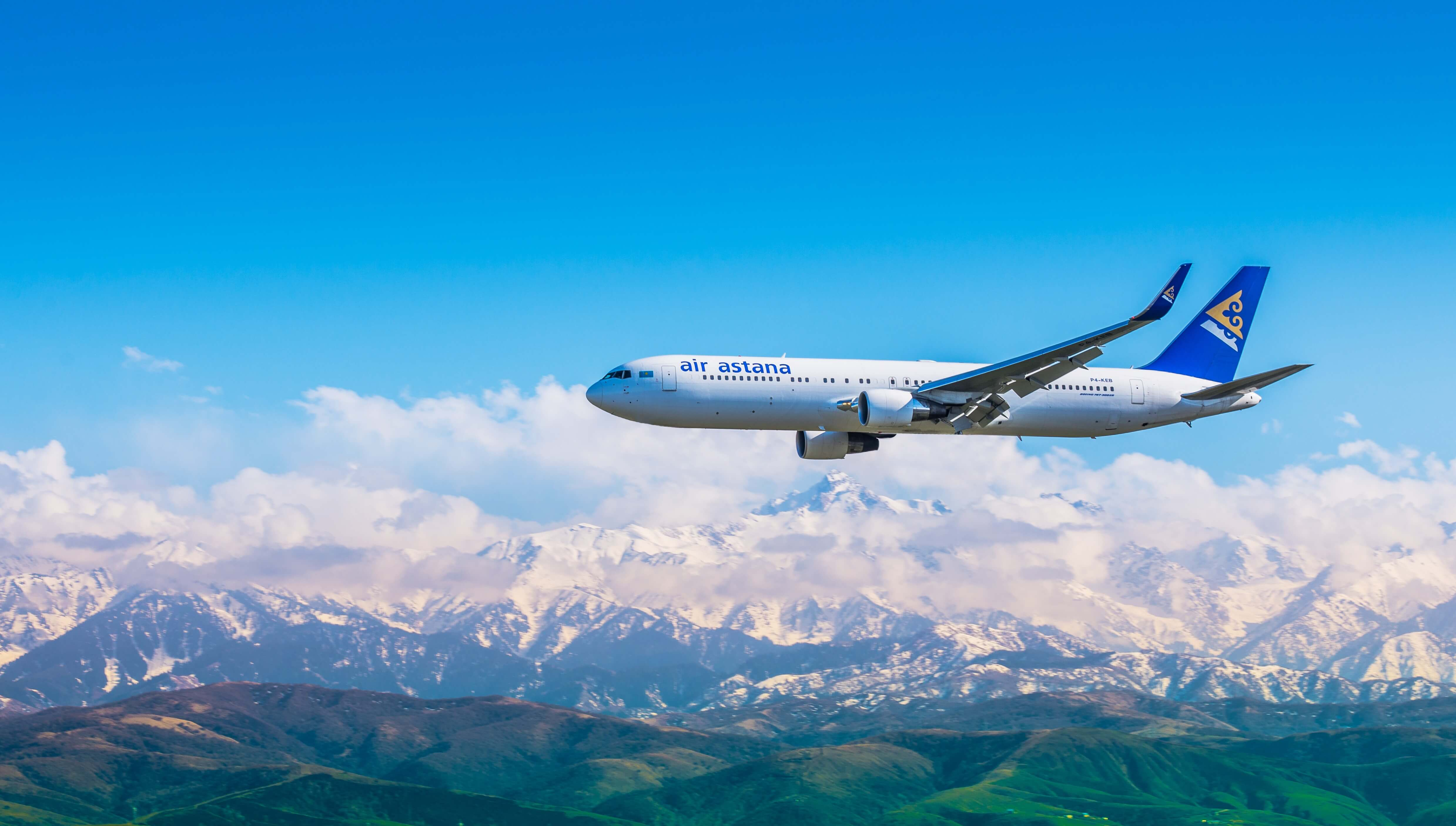 Kazakh flag carrier Air Astana celebrates seventeenth anniversary
