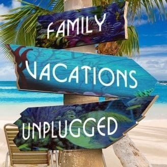 9 out of 10 travelers find idea of 'unplugged' family vacation appealing