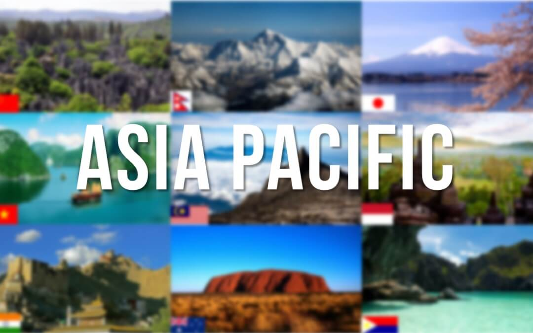 Asia Pacific Tourism: 700 million international arrivals in 2018 and growing