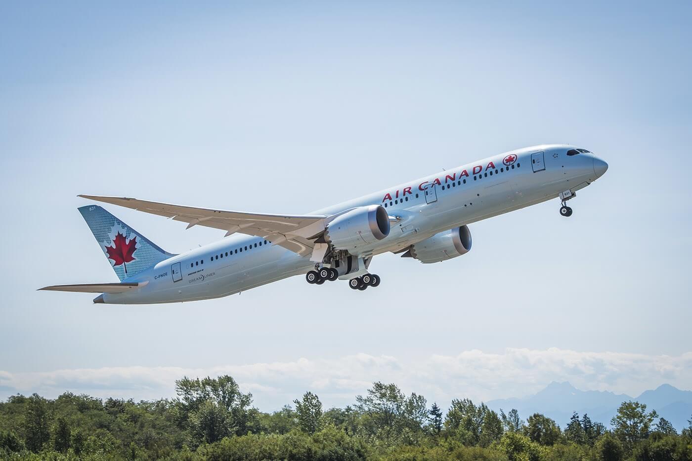 Air Canada celebrates 25 years of service to Seoul, South Korea