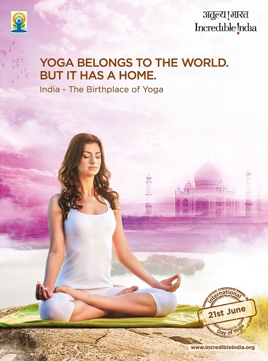 The 5th  Edition of the International Day of Yoga