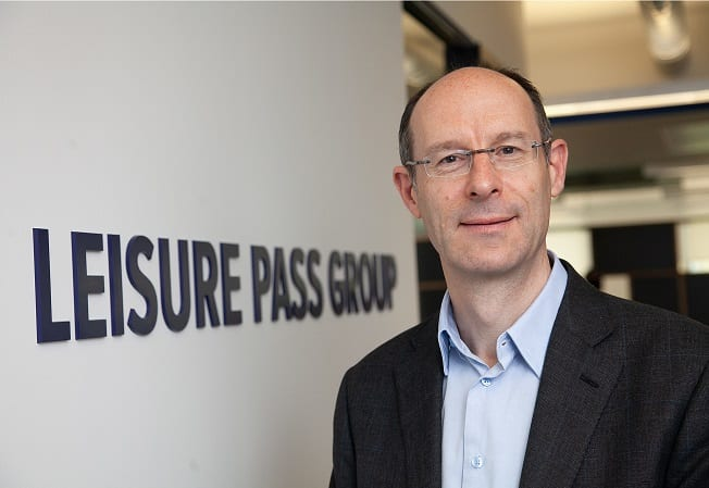 Leisure Pass Group welcomes new Non-Executive Chairman