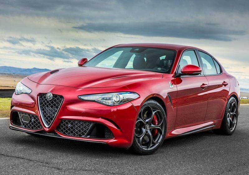 Hertz adds Alfa Romeo Giulia Quadrifoglio to its Selezione Italia