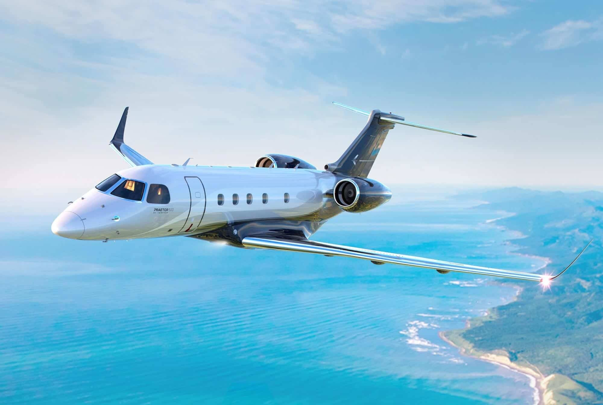 Embraer Praetor 600 now triple-certified by EASA and FAA
