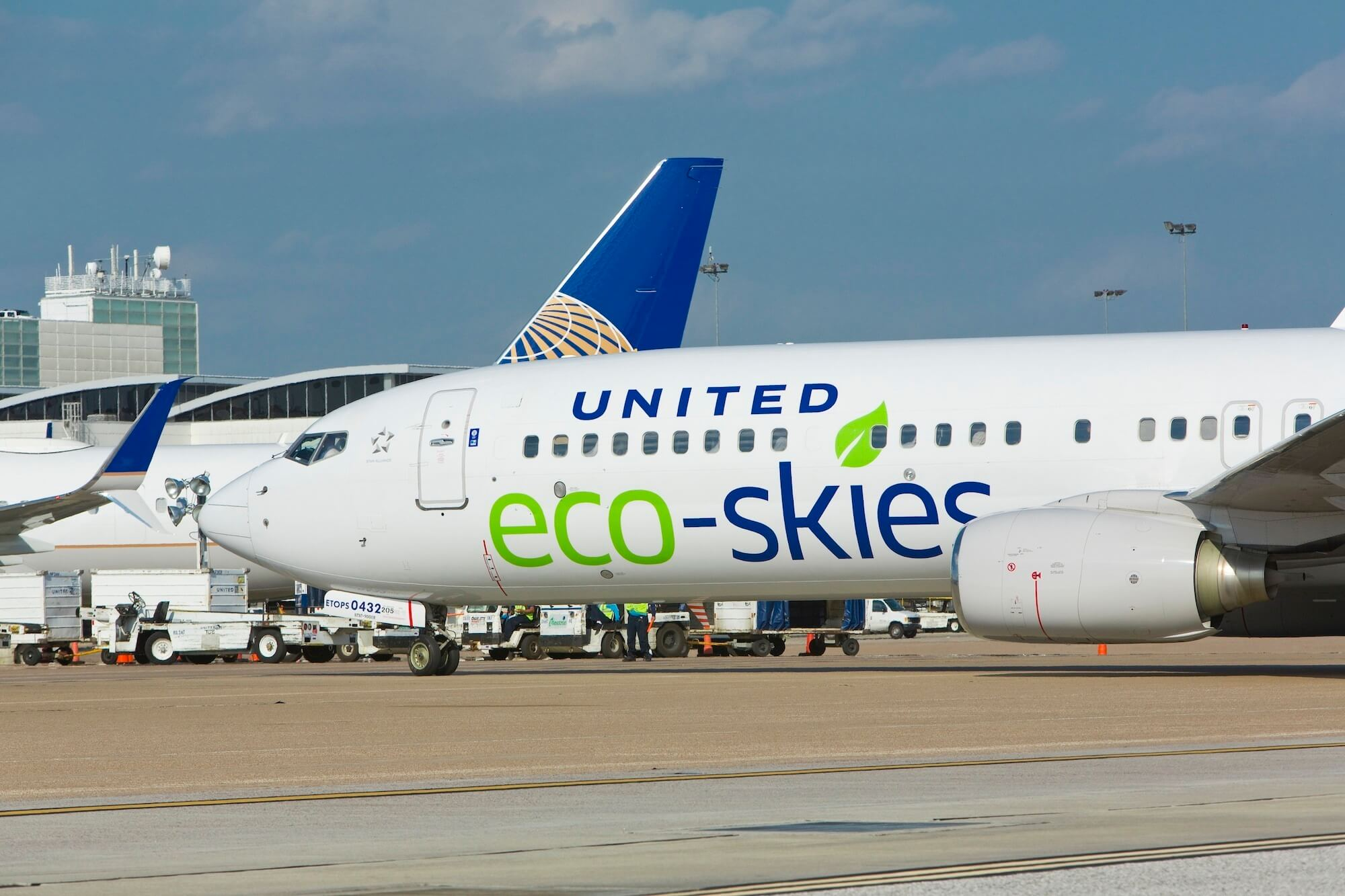 United Airlines expands its commitment to biofuel