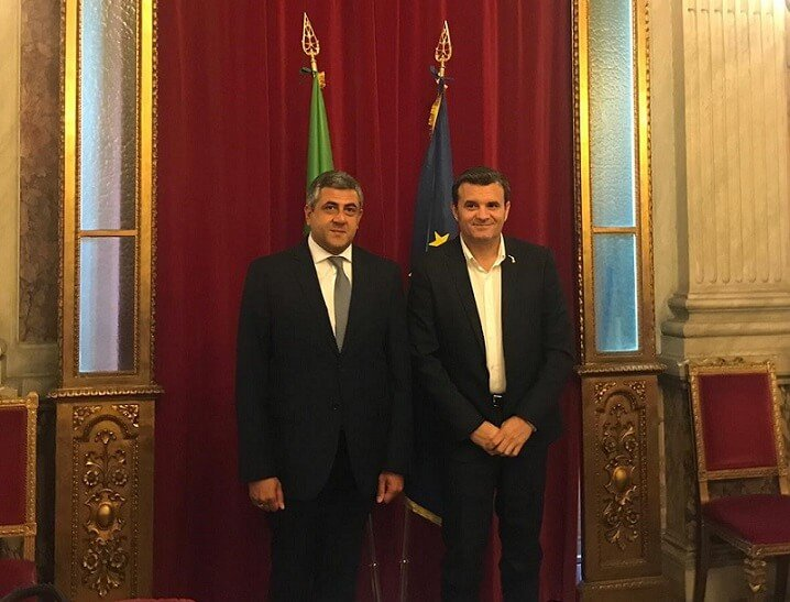 , UNWTO Secretary-General on official visit to Italy, deepening  partnership, Buzz travel | eTurboNews |Travel News