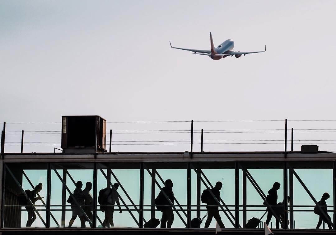 Ontario International Airport: Passenger volume up almost 7% in April