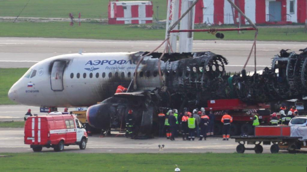 """, Russia's Prosecutor General: """"Poor state of Russia's aviation caused Superjet disaster"""", Buzz travel 
