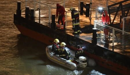 , Seven tourists drown as Danube sightseeing boat collides with another ship, sinks in Budapest, Buzz travel | eTurboNews |Travel News