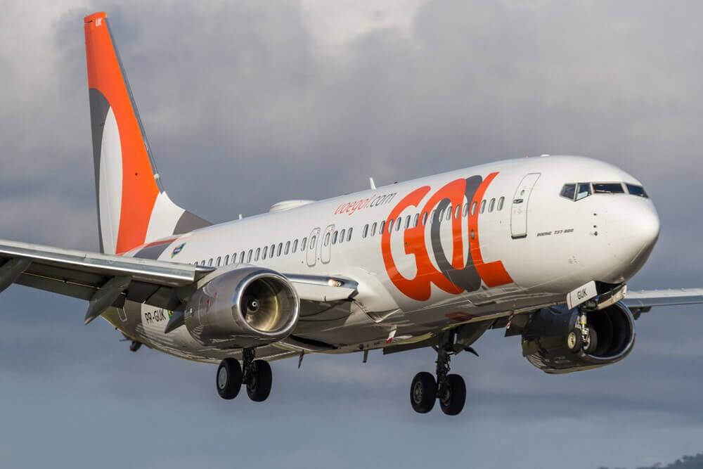 Brazilian GOL airline announces its 76th destination