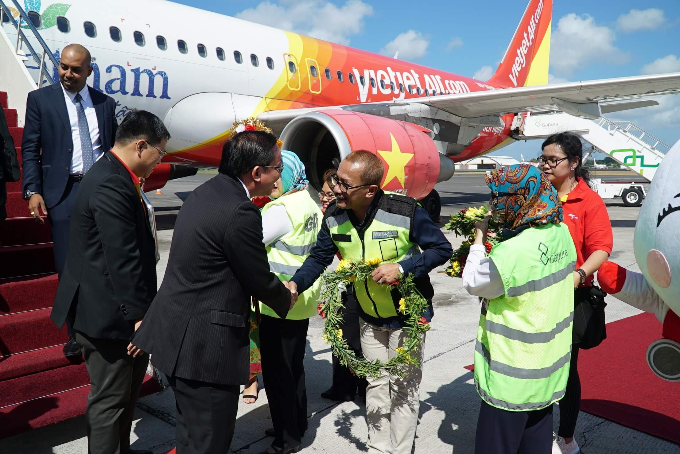 Vietjet launches direct Bali flight from Ho Chi Minh City