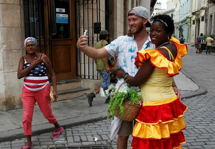 """US tourism to Cuba doubles after Trump's """"full and complete embargo"""" threats"""