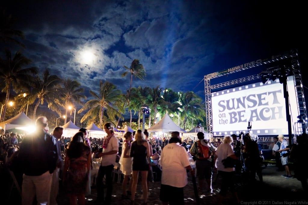 Hawaii Tourism: Sunset on the Beach series returns to ...