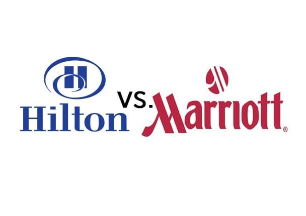 Hilton's brand portfolio overtakes Marriott's as world's most valuable