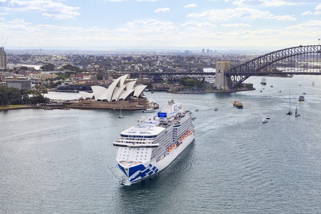 , Princess Cruises launches largest Australia & New Zealand deployment, Buzz travel | eTurboNews |Travel News