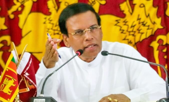 'Public security': Sri Lanka's state of emergency extended for another month