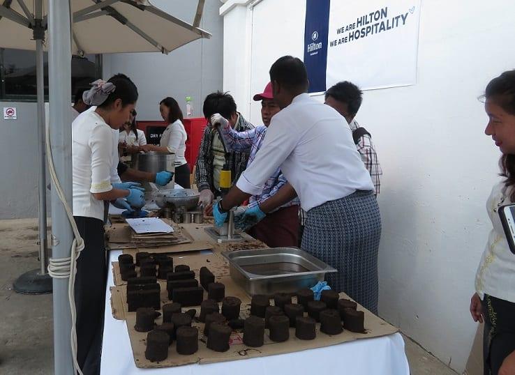 ", Hilton Hotels in Myanmar launches ""CoffeeBriques"" program, Buzz travel | eTurboNews |Travel News"