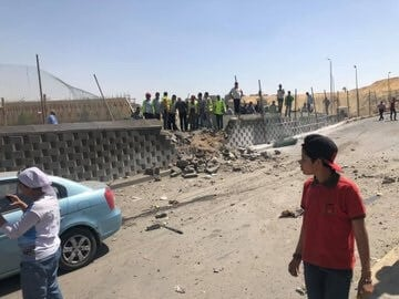 , 16 foreign tourist wounded in tour bus bombing near Giza pyramid complex, Buzz travel | eTurboNews |Travel News