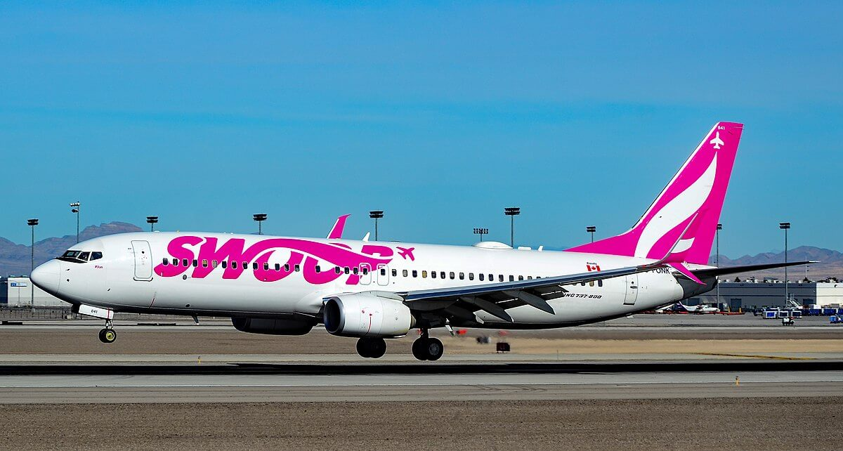 Edmonton to Hamilton flight: Swoop's new success