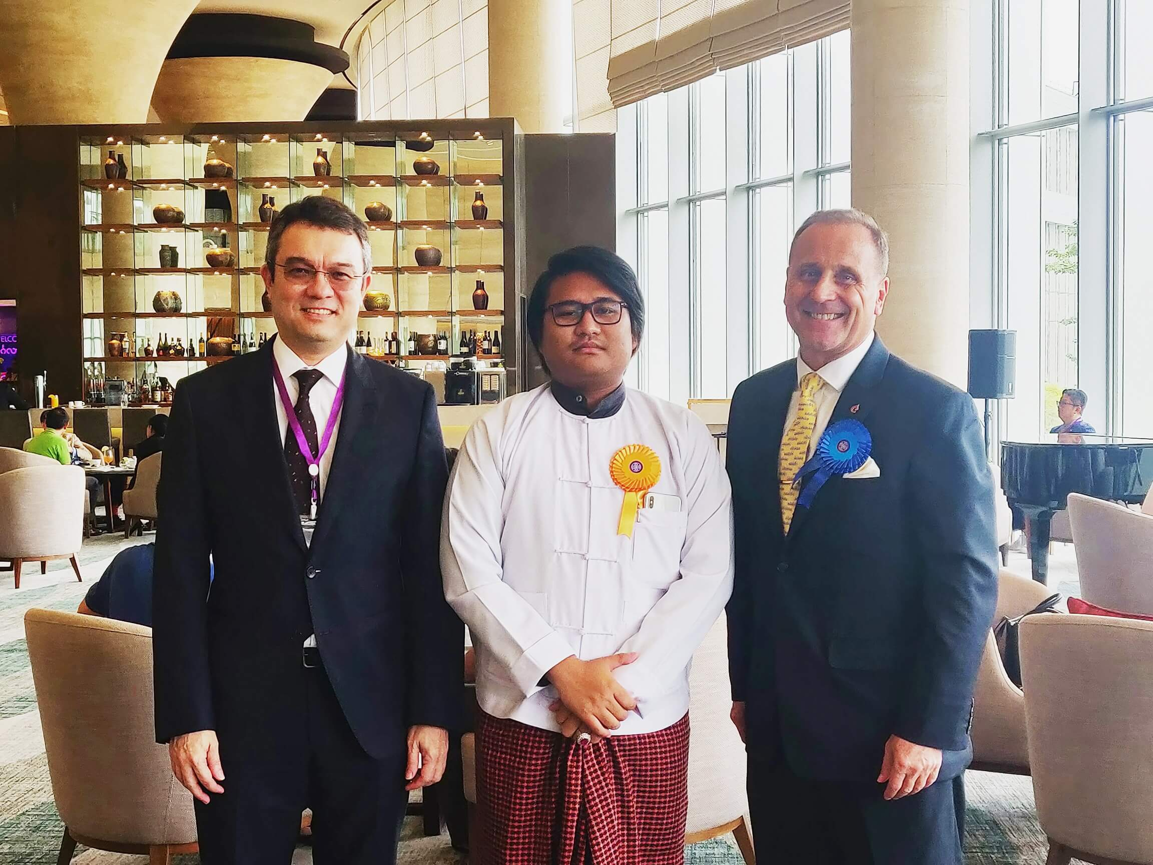 Centara Signs MOU with KMA Hotels for Six Myanmar Hotels