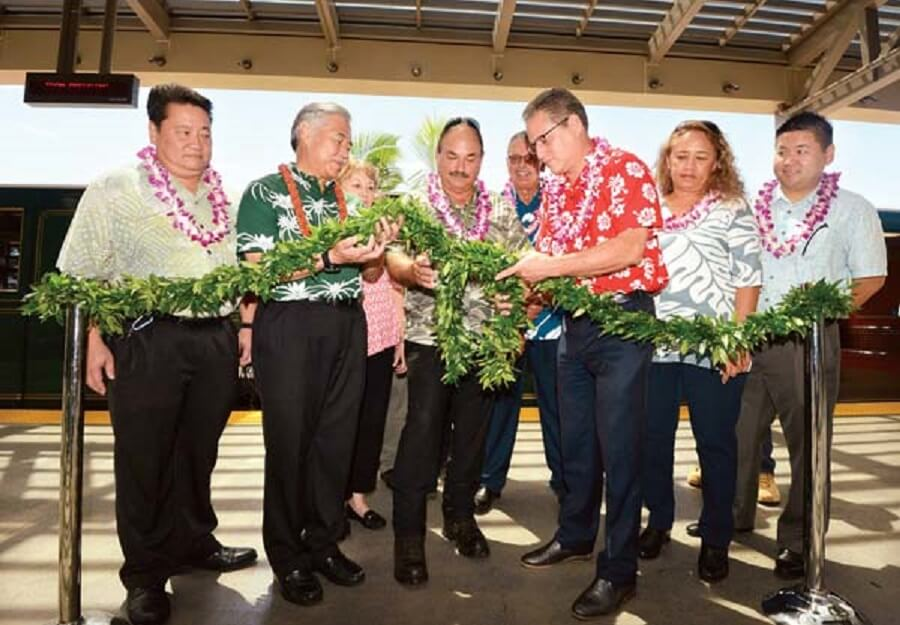 Airport in Maui opens mega car rental facility