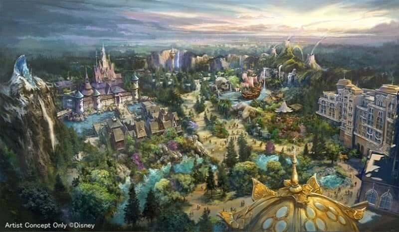 The best Disney Park ever emerges with Frozen, Tangled, and Peter Pan