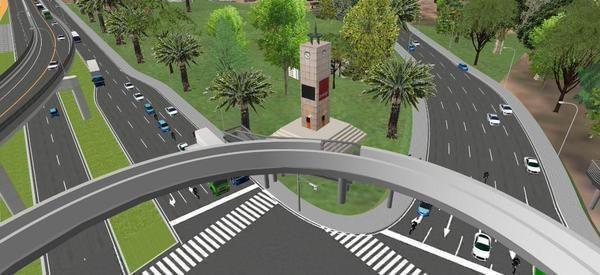Uganda: Works begin on Kampala  $60 M Flyover project