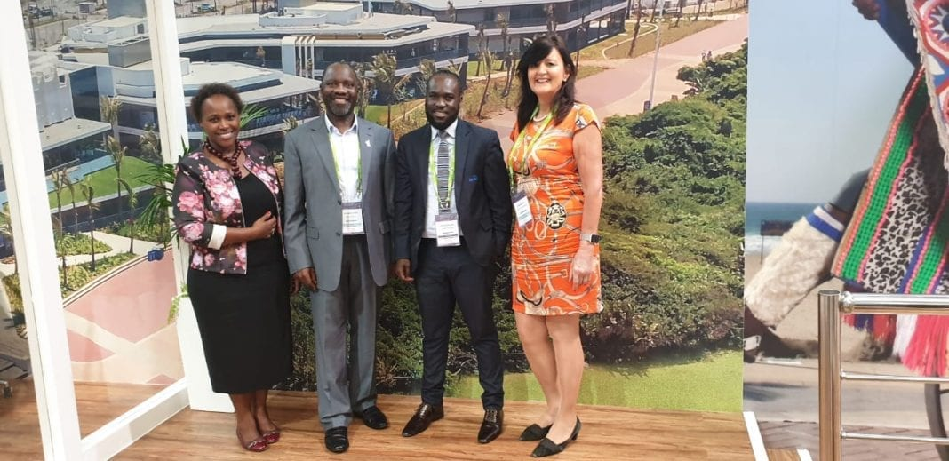 Durban loves African Tourism Board and Africa wins