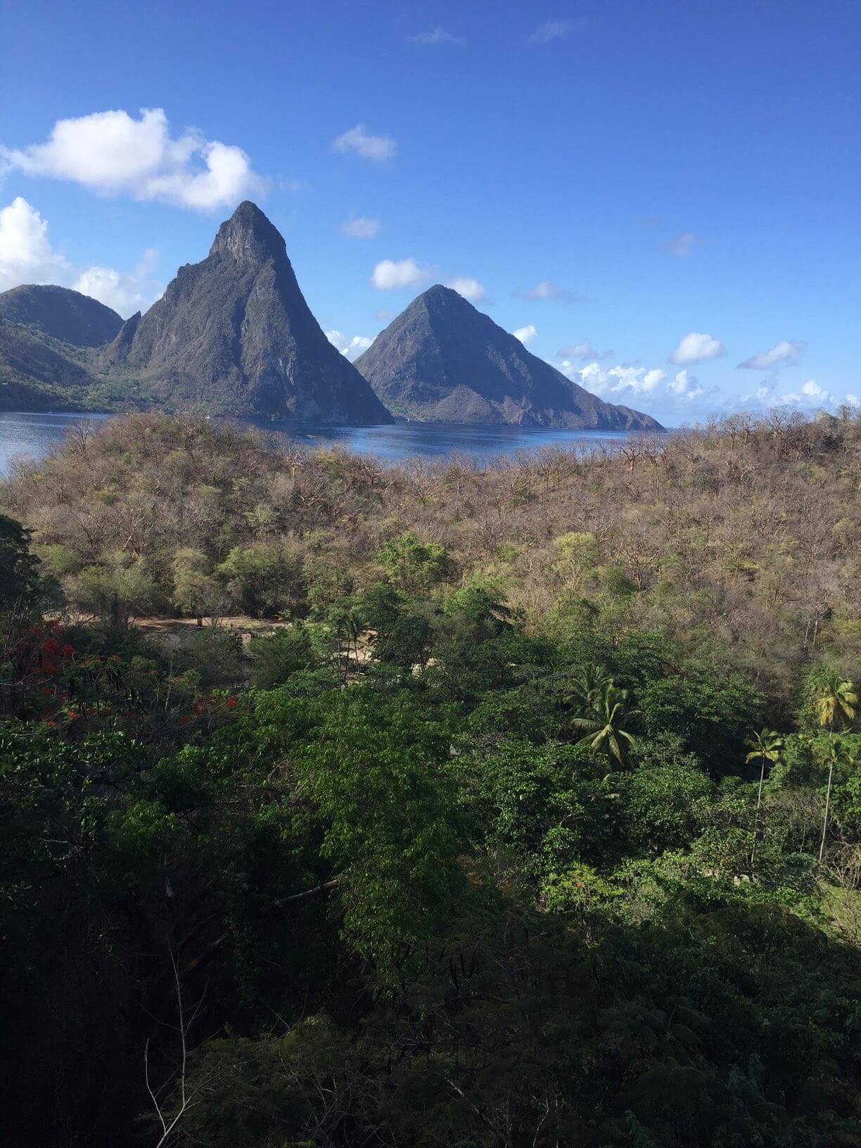 Safertourism.com: Good-bye for now to Saint Lucia