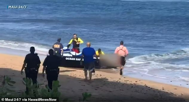 , Kaanapali Beach in Maui compared with other dangerous beaches after deadly shark attack, Buzz travel | eTurboNews |Travel News