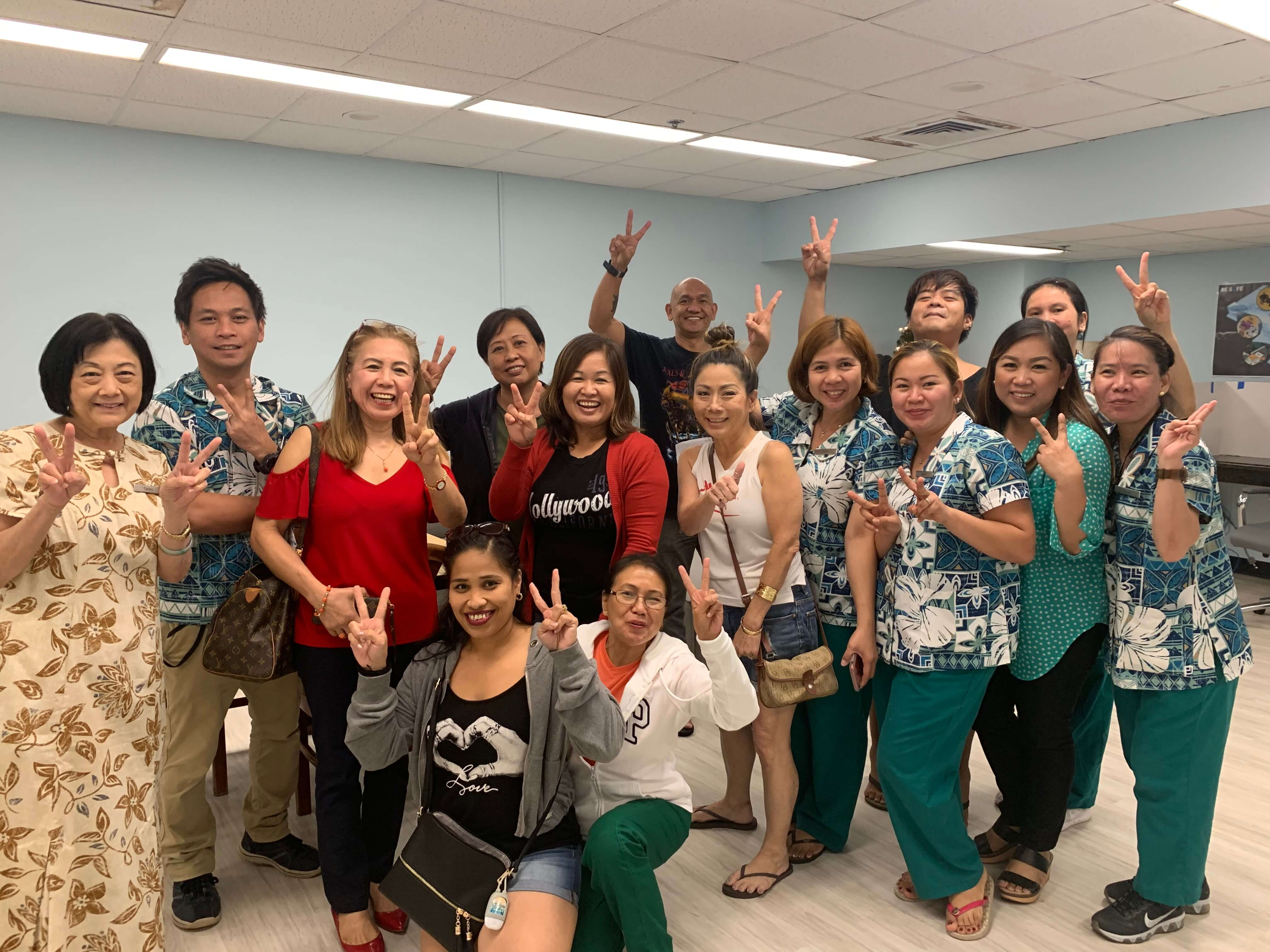 Hotel Unions in Waikiki getting stronger: One job is enough !