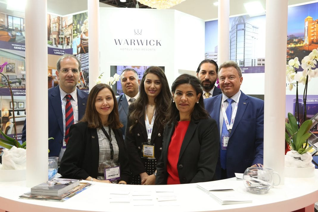 Warwick Hotels and Resorts has big expansion plans