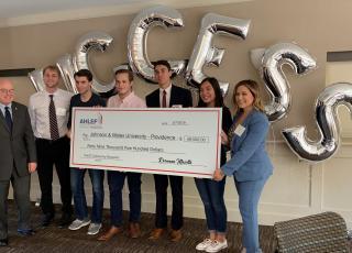 $1.3 million in scholarships awarded to hospitality students
