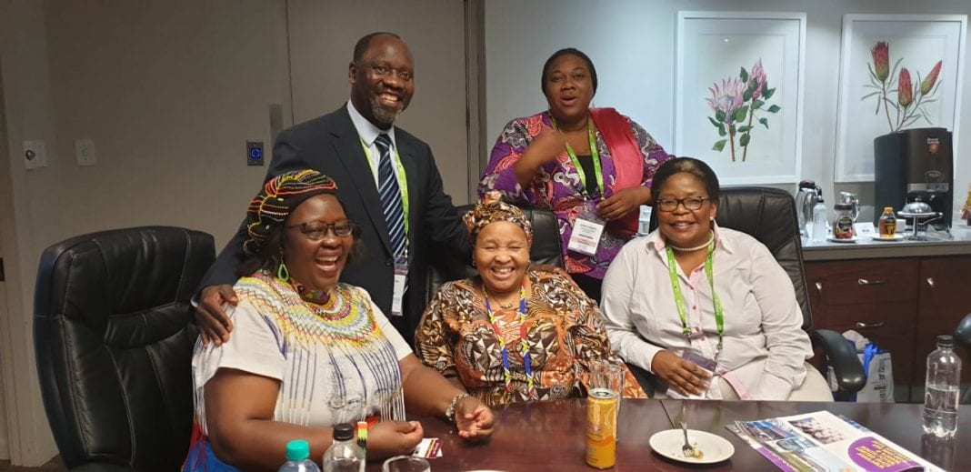 , South Africa Tourism Ministry and African Tourism Board Officials meet and agree with SA President Cyril Ramaphosa, Buzz travel | eTurboNews |Travel News