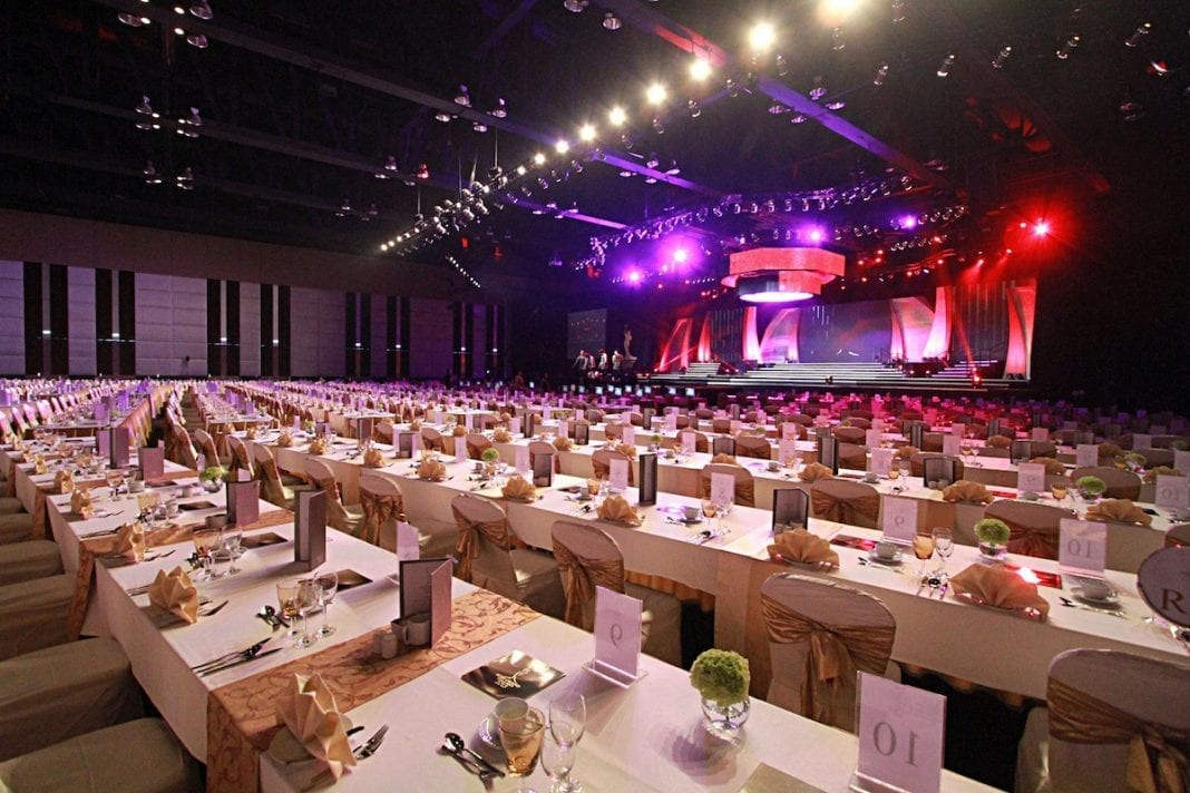 Centara Grand & Convention Centre at CentralWorld Bangkok to reaffirm status as Thailand's leading MICE venue