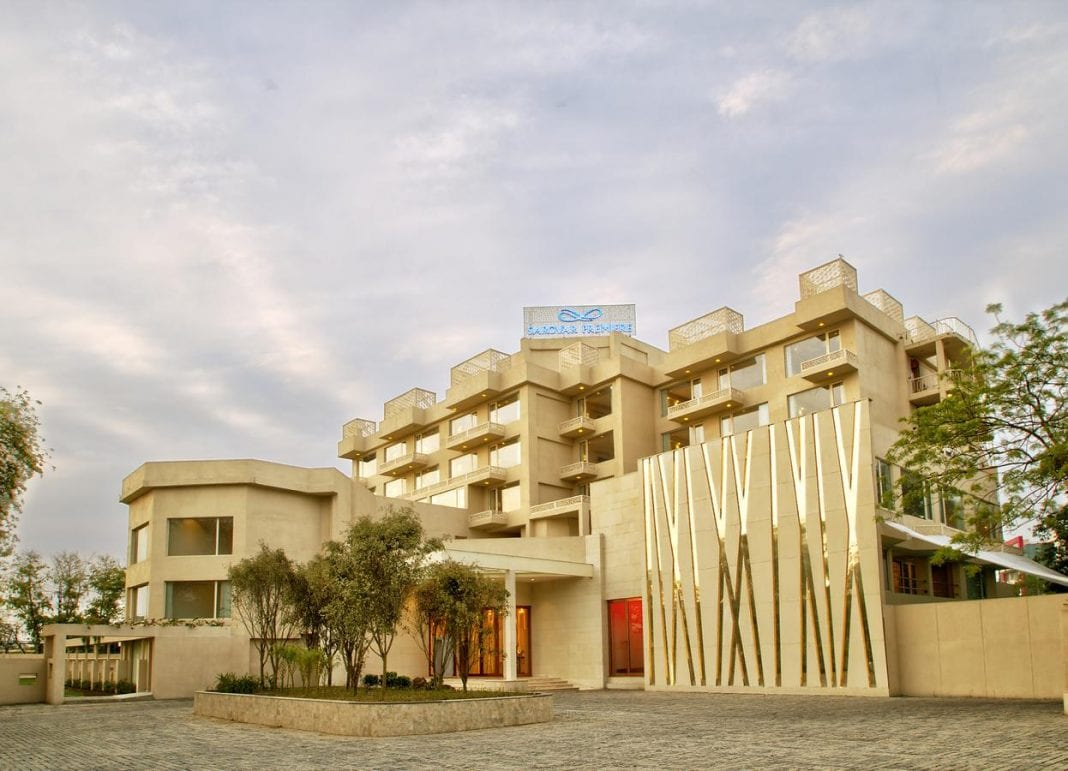 Jaipur hotel scene: Vibrant, alive and growing