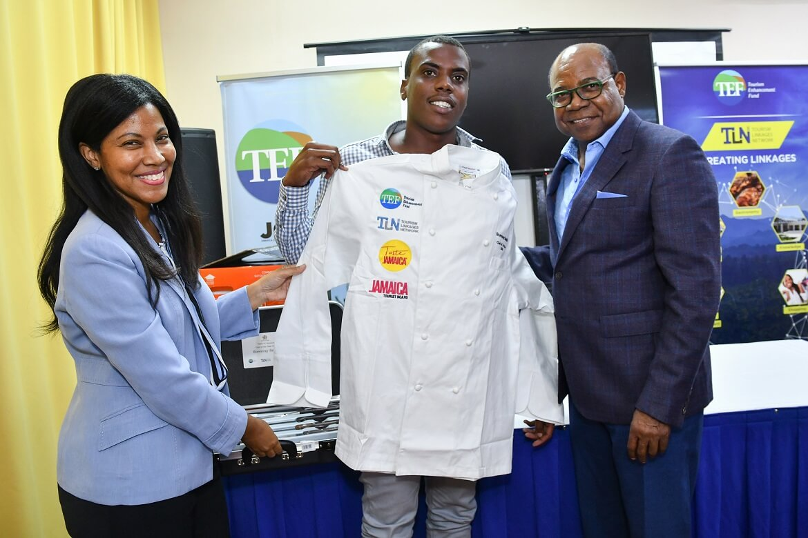 TEF hosts Culinary Ambassador Training Session for local Taste of the Caribbean competitors