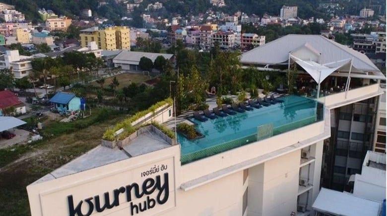 Oakwood Hotel Journey Hub Phuket takes over from Journey Hub Hotel Phuket