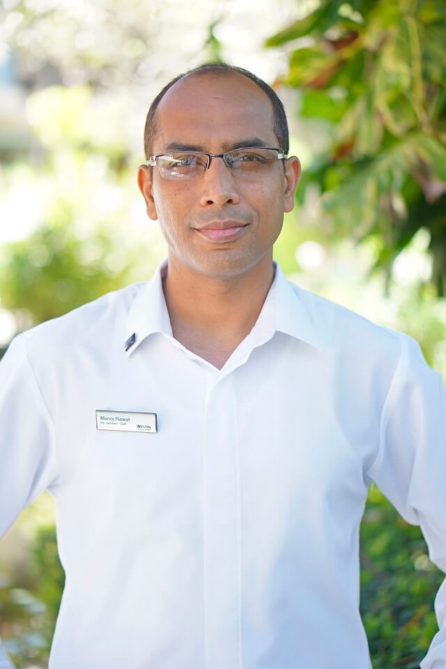The Westin Resort Nusa Dua, Bali appoints new F&B Director