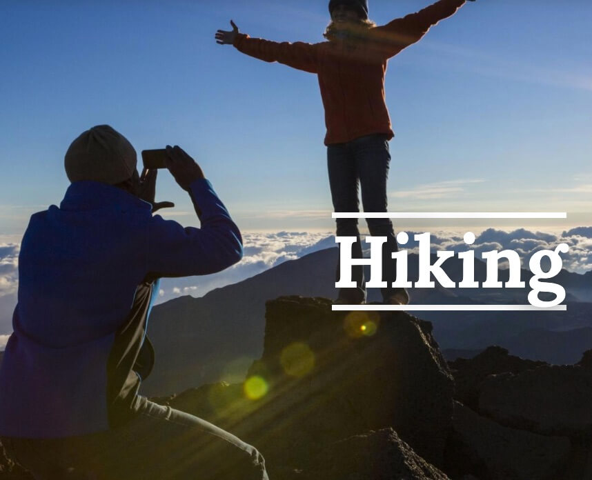 Maui Visitors Bureau's hidden statement on hiking on Maui