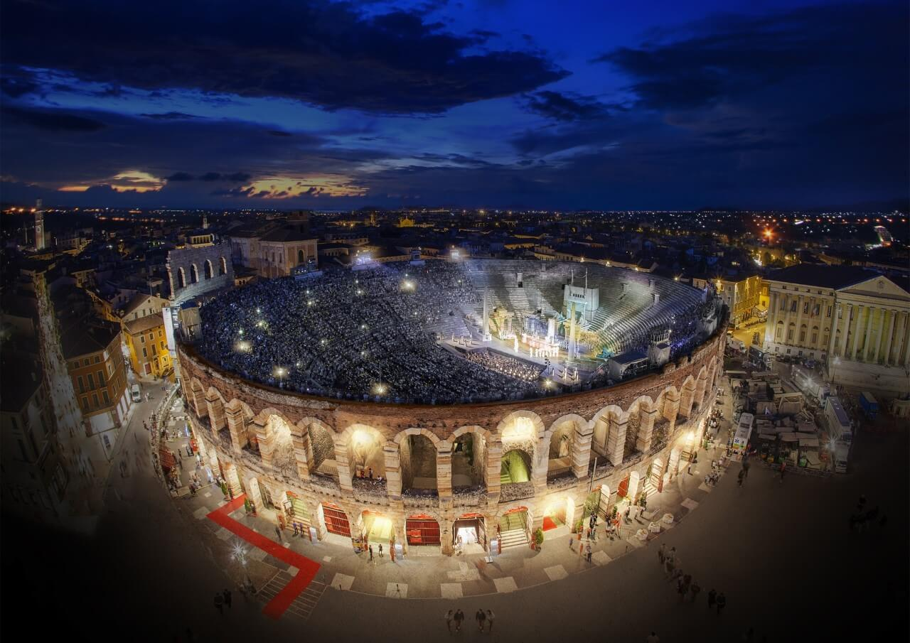 Arena di Verona Opera Foundation in New York for Festival