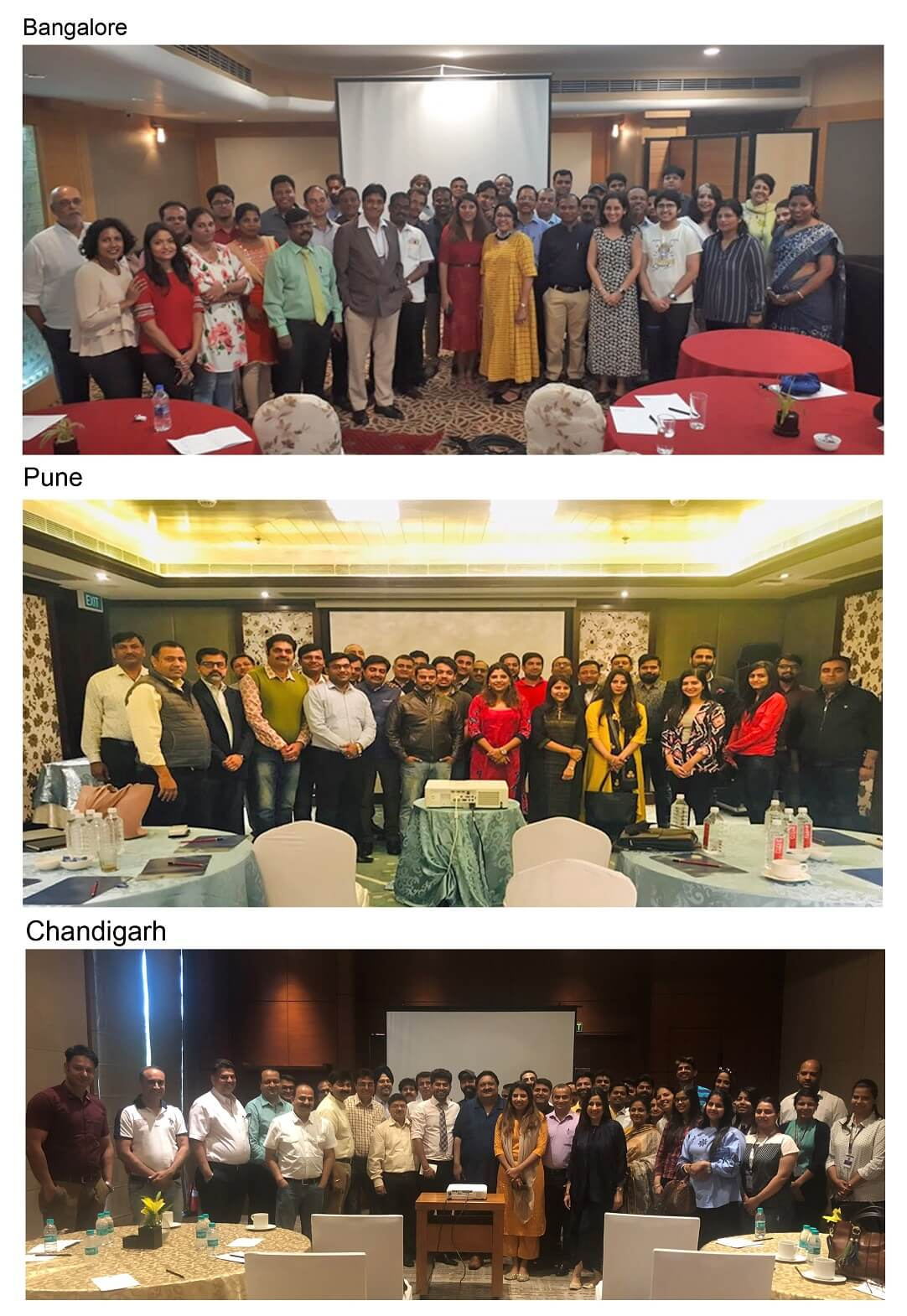 Seychelles Tourism Board strengthens trade relations in Pune, Bangalore and Chandigarh through workshops